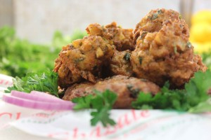Ijja (Veggie Patty)